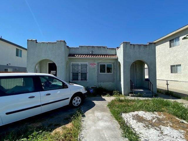 614 W 84th Street, Los Angeles (City), CA 90044 (#P1-4584) :: Mainstreet Realtors®