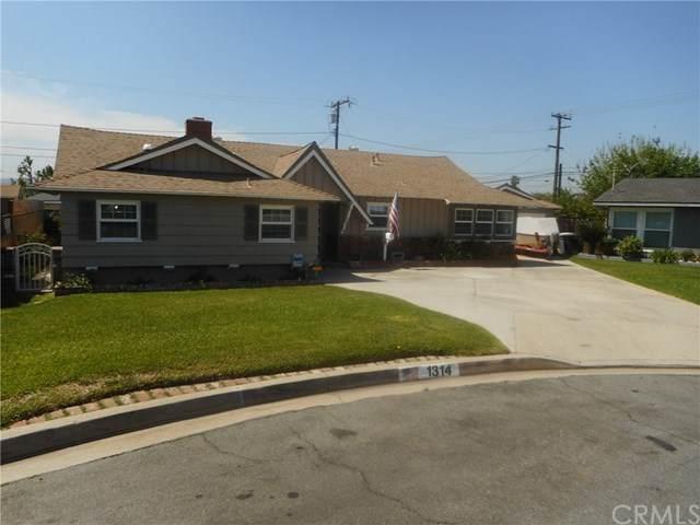 1314 E Retford Street E, Covina, CA 91724 (#CV21095428) :: The Costantino Group | Cal American Homes and Realty