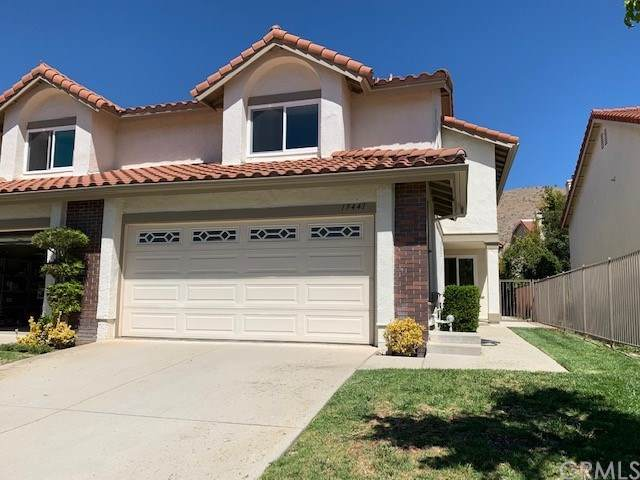 19441 Crystal Ridge Lane, Porter Ranch, CA 91326 (#PW21094844) :: The Costantino Group | Cal American Homes and Realty
