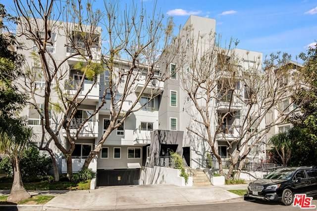1176 Wellesley Avenue #203, Los Angeles (City), CA 90049 (#21726186) :: The Kohler Group