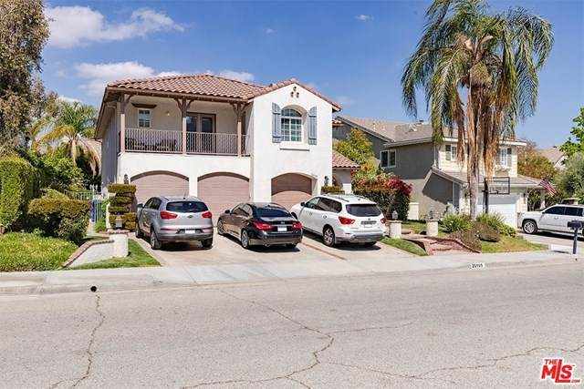 26109 Forster Way, Stevenson Ranch, CA 91381 (#21724144) :: Power Real Estate Group