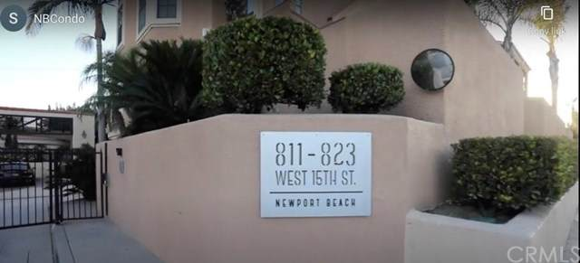 815 W 15th Street 5B, Newport Beach, CA 92663 (#NP21094100) :: Mint Real Estate