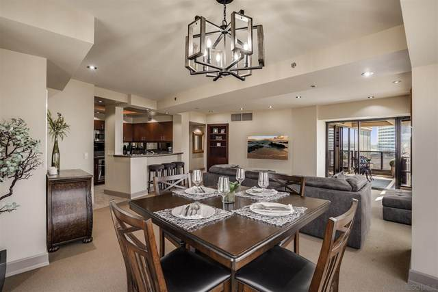 100 Harbor Drive #1004, San Diego, CA 92101 (#210011879) :: Mainstreet Realtors®