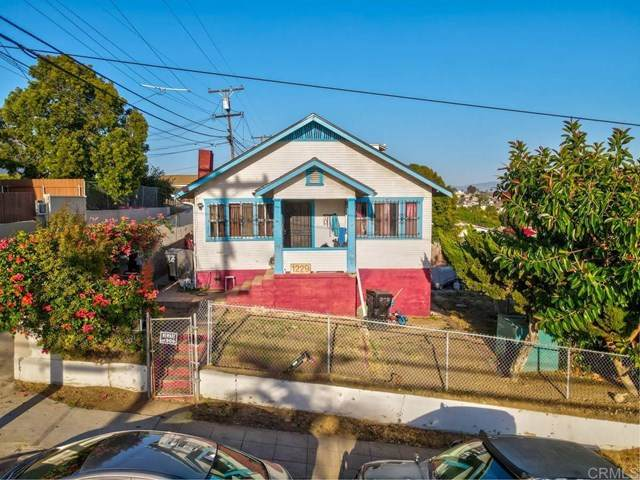 1229 S 38th St, San Diego, CA 92113 (#PTP2103044) :: The Costantino Group   Cal American Homes and Realty