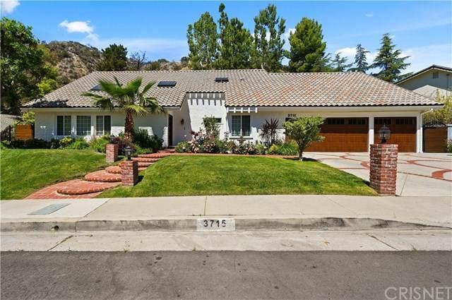 3715 Gleneagles Drive, Tarzana, CA 91356 (#SR21094928) :: Mainstreet Realtors®