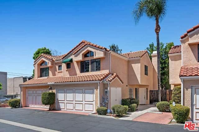 5906 Etiwanda Avenue #24, Tarzana, CA 91356 (#21727836) :: The Costantino Group | Cal American Homes and Realty