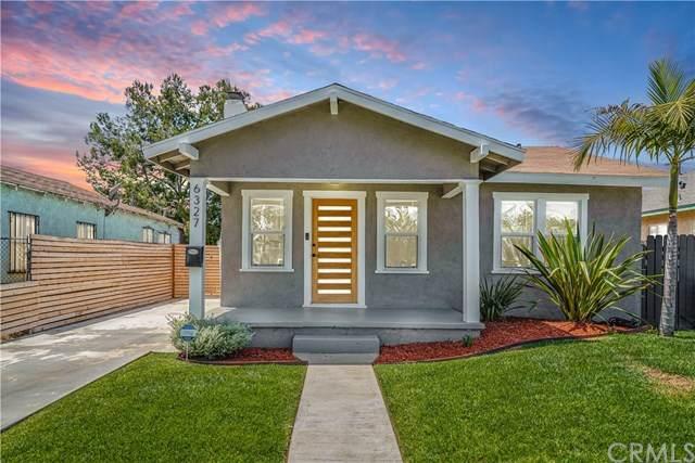 6327 S Rimpau Boulevard, Los Angeles (City), CA 90043 (#DW21095547) :: Mainstreet Realtors®