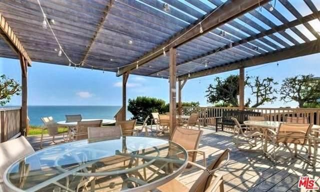 17368 W Sunset #403, Pacific Palisades, CA 90272 (#21727782) :: Mainstreet Realtors®