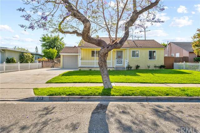 213 S Cliffrose Street, Anaheim, CA 92805 (#TR21095502) :: The Costantino Group | Cal American Homes and Realty