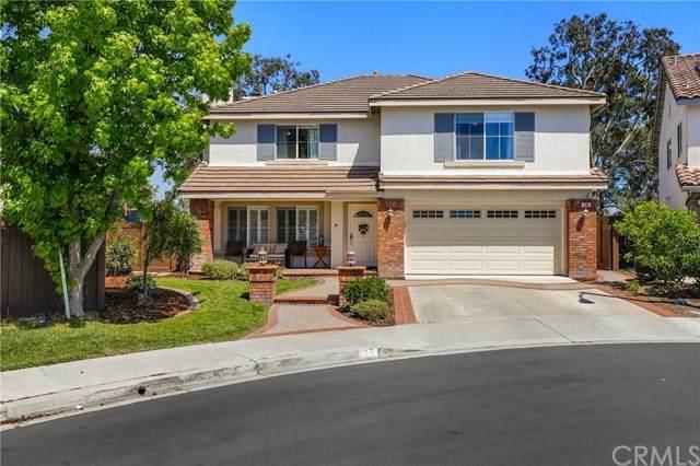 16 El Balazo, Rancho Santa Margarita, CA 92688 (#OC21092935) :: Plan A Real Estate