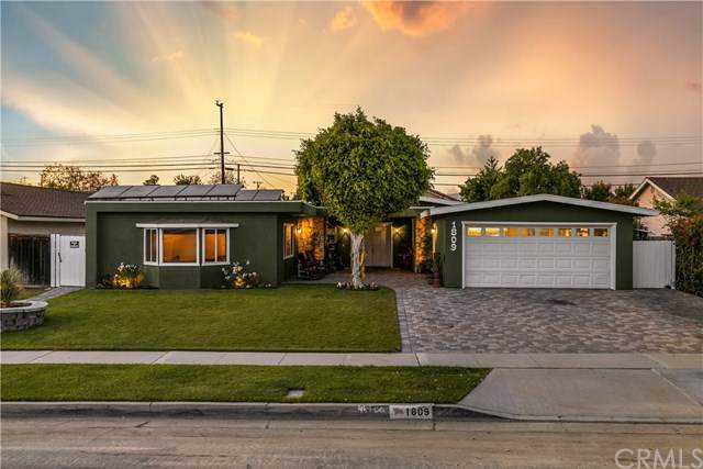 1809 Evergreen Avenue, Fullerton, CA 92835 (#PW21094694) :: The Costantino Group | Cal American Homes and Realty