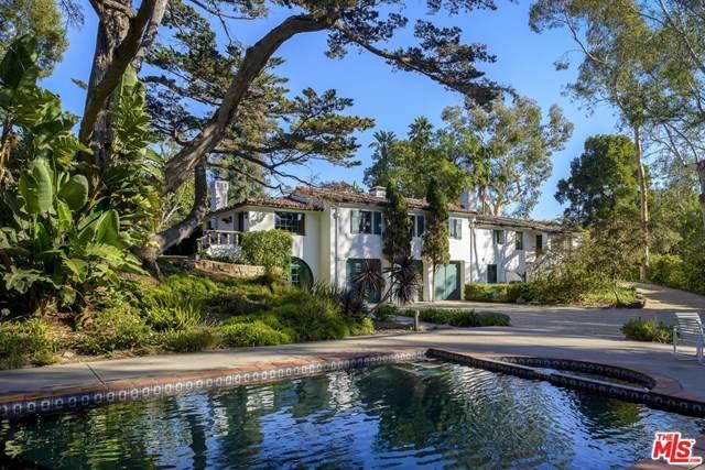 1100 Mesa Road, Santa Barbara, CA 93108 (#21727972) :: Mainstreet Realtors®