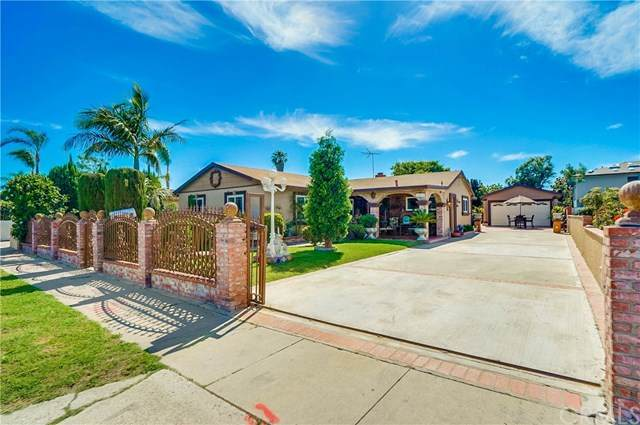 10837 Condon Avenue, Lennox, CA 90304 (#PW21068236) :: The Costantino Group | Cal American Homes and Realty