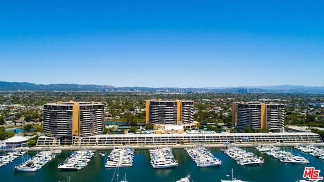 4265 Marina City Drive #1115, Marina Del Rey, CA 90292 (#21727670) :: Team Forss Realty Group