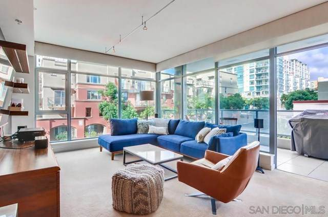 1441 9th Ave #311, San Diego, CA 92101 (#210011913) :: Mint Real Estate