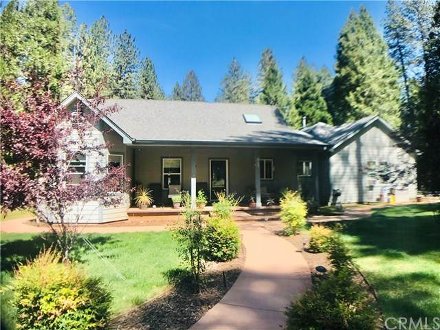 16220 Sugar Pine Place, Forest Ranch, CA 95942 (#SN21095673) :: The Marelly Group | Sentry Residential