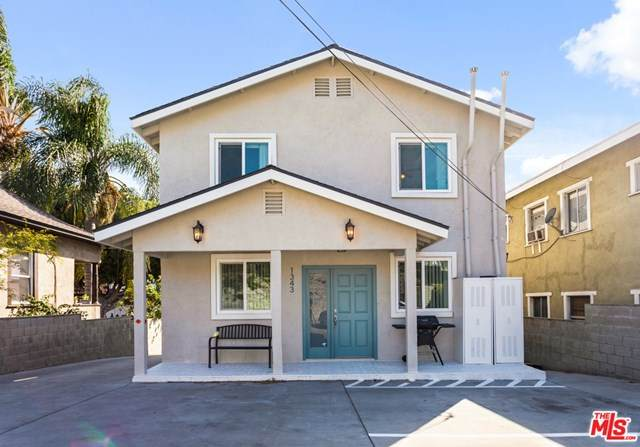 1343 W Temple Street, Los Angeles (City), CA 90026 (#21728008) :: Mainstreet Realtors®