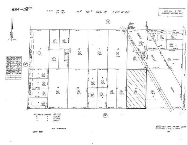 5 .11 Acres 11th Avenue, Desert Hot Springs, CA 92240 (#219061586DA) :: Bathurst Coastal Properties