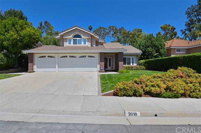 2018 Calle Leandro, San Dimas, CA 91773 (#CV21066405) :: The Costantino Group | Cal American Homes and Realty