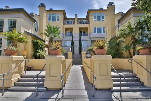 4057 1st Ave #306, San Diego, CA 92103 (#210011928) :: Compass