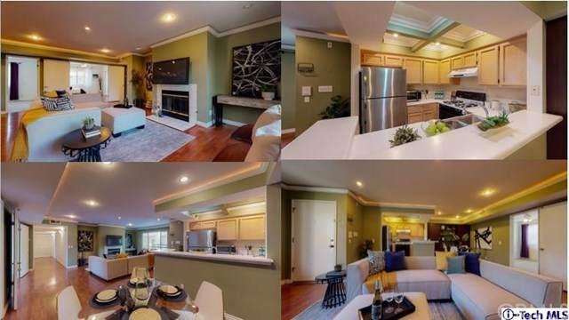 10119 Pinewood Avenue #207, Tujunga, CA 91042 (#320005984) :: The Brad Korb Real Estate Group