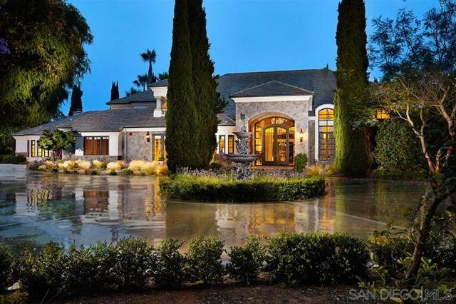 18092 Lago Vista, Rancho Santa Fe, CA 92067 (#210011947) :: Mainstreet Realtors®