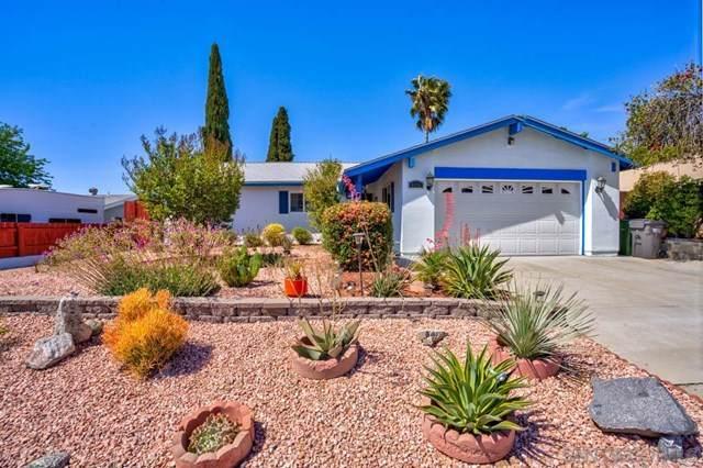 9158 Tonya Ln, Santee, CA 92071 (#210011945) :: The Costantino Group   Cal American Homes and Realty