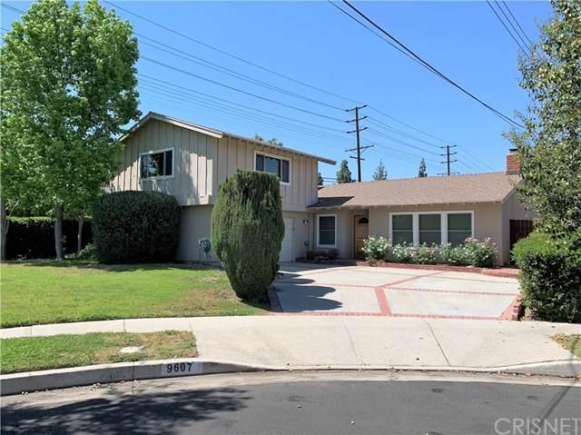 9607 Crebs, Northridge, CA 91324 (#SR21094184) :: The Brad Korb Real Estate Group