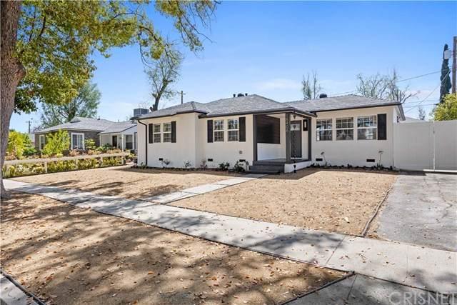18406 Jovan Street, Tarzana, CA 91335 (#SR21096161) :: The Costantino Group | Cal American Homes and Realty