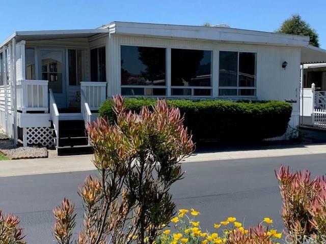 3960 S Higuera Street #213, San Luis Obispo, CA 93401 (#SC21093539) :: Mainstreet Realtors®