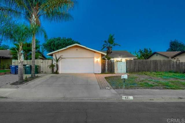421 Palmac Street, San Marcos, CA 92069 (#NDP2104921) :: The Costantino Group | Cal American Homes and Realty