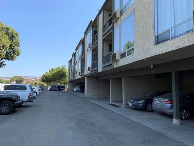 6675 Mission Gorge Rd. B107, San Diego, CA 92120 (#210011961) :: Mainstreet Realtors®