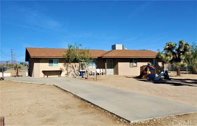 4744 Indio Avenue, Yucca Valley, CA 92284 (#JT21095064) :: RE/MAX Empire Properties