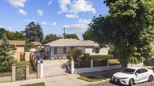 8042 Noble Avenue, Panorama City, CA 91402 (#SR21091922) :: The Brad Korb Real Estate Group