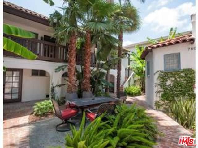 7604 Lexington Avenue, West Hollywood, CA 90046 (#21728254) :: Mint Real Estate