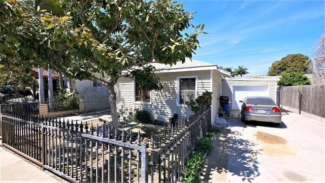 91 E Mcfarlane Drive, Ventura, CA 93001 (#V1-5586) :: Compass
