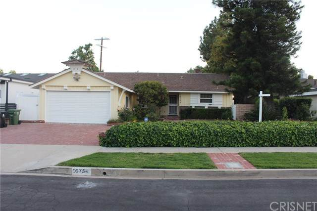 16754 Armstead Street, Granada Hills, CA 91344 (#SR21096266) :: The Costantino Group | Cal American Homes and Realty