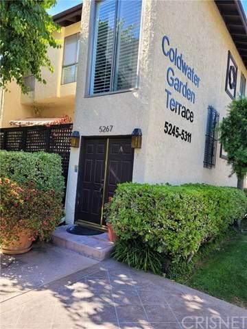 5255 Coldwater Canyon Avenue B, Sherman Oaks, CA 91401 (#SR21095182) :: The Brad Korb Real Estate Group