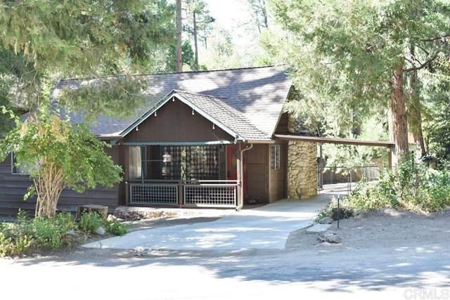 54760 S Circle Drive, Idyllwild, CA 92549 (#NDP2104936) :: Pam Spadafore & Associates