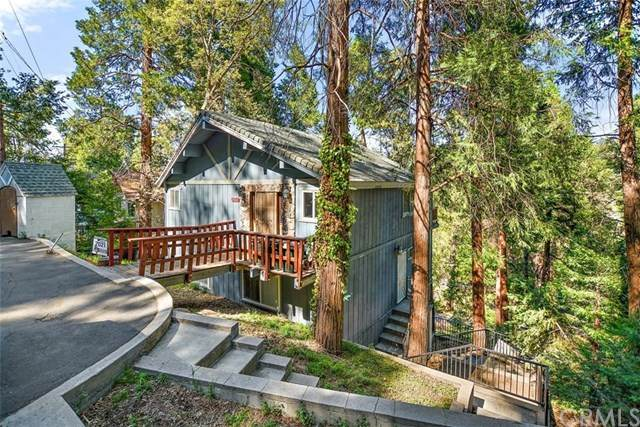 983 Jungfrau Drive, Crestline, CA 92325 (#EV21082861) :: The Costantino Group | Cal American Homes and Realty