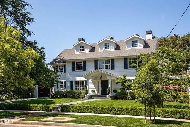 295 Palmetto Drive, Pasadena, CA 91105 (#P1-4601) :: The Brad Korb Real Estate Group