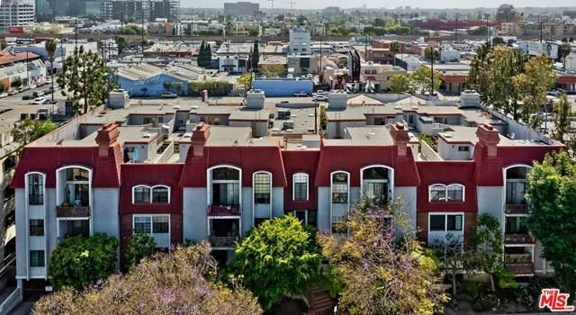 2031 S Bentley Avenue #304, Los Angeles (City), CA 90025 (#21728334) :: The Bhagat Group