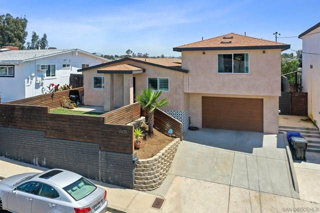 2505 Haller St., San Diego, CA 92104 (#210011997) :: Power Real Estate Group
