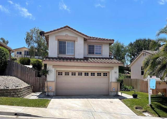 661 Hillhaven Drive, San Marcos, CA 92078 (#PTP2103079) :: Power Real Estate Group