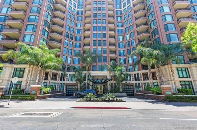 500 W Harbor Dr. #822, San Diego, CA 92101 (#210012014) :: The Bhagat Group