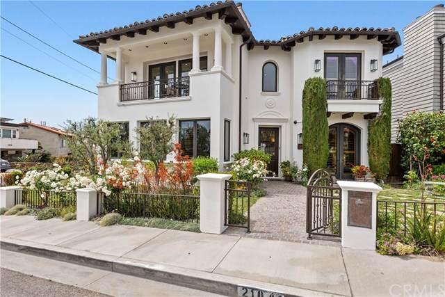 2104 Circle Drive, Hermosa Beach, CA 90254 (#SB21096540) :: Go Gabby