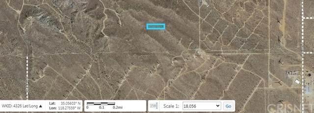 0 Oak Creek, Mojave, CA 93501 (#SR21096465) :: RE/MAX Empire Properties