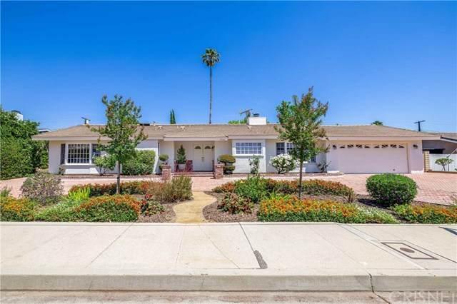 9342 Vanalden Avenue, Northridge, CA 91324 (#SR21095664) :: The Brad Korb Real Estate Group