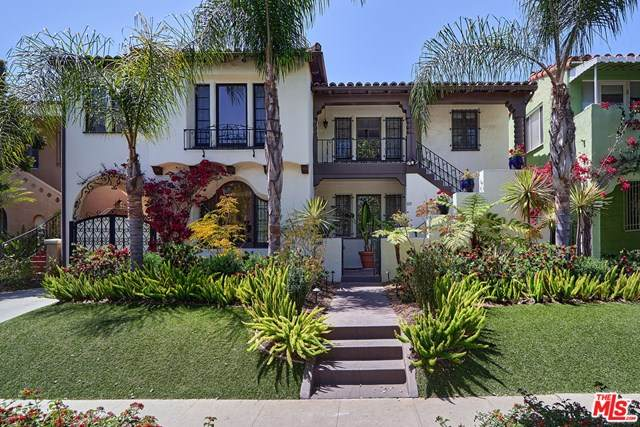 1121 S Hayworth Avenue, Los Angeles (City), CA 90035 (#21728324) :: Team Forss Realty Group