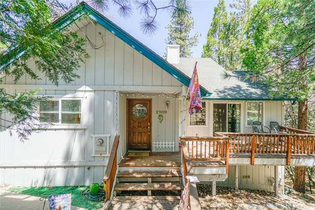 27020 Everest Road, Lake Arrowhead, CA 92352 (#SW21095769) :: The Costantino Group | Cal American Homes and Realty